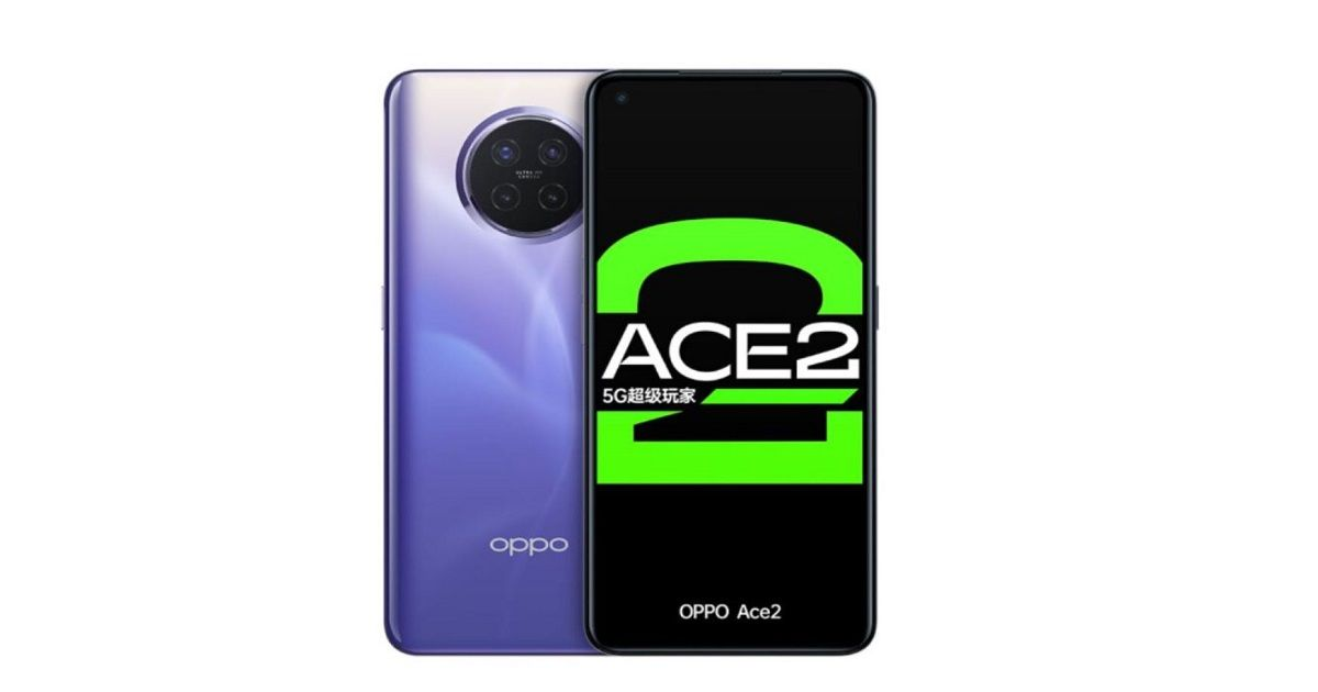 OPPO Ace 2 spotted on Chinese retailer site, 12GB RAM and Snapdragon 865 confirmed