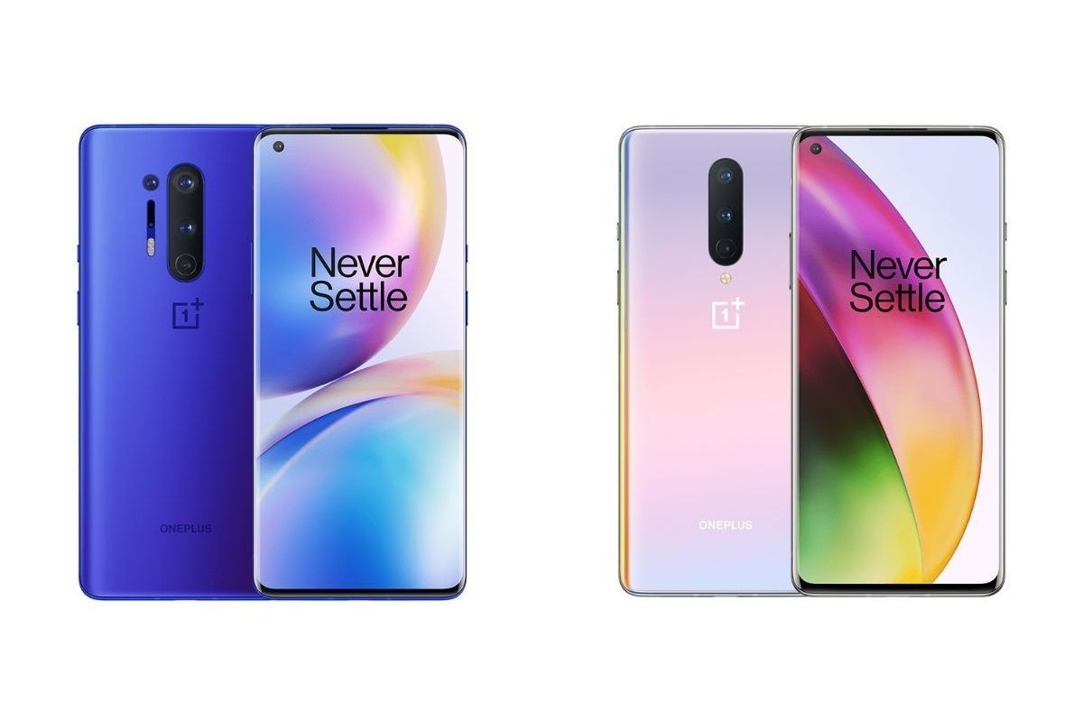 The OnePlus 8 Pro is the first smartphone from the brand to come with a 120Hz QHD+ display