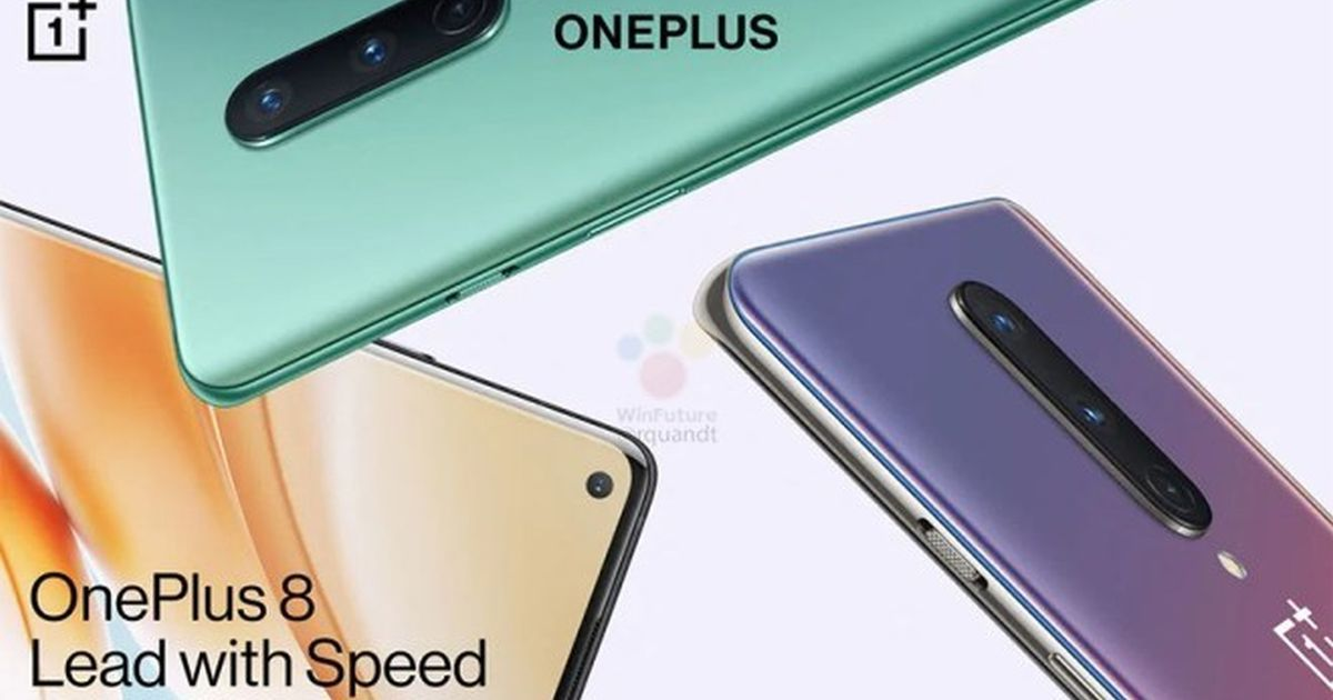 OnePlus 8 and OnePlus 8 Pro pricing leaked ahead of launch