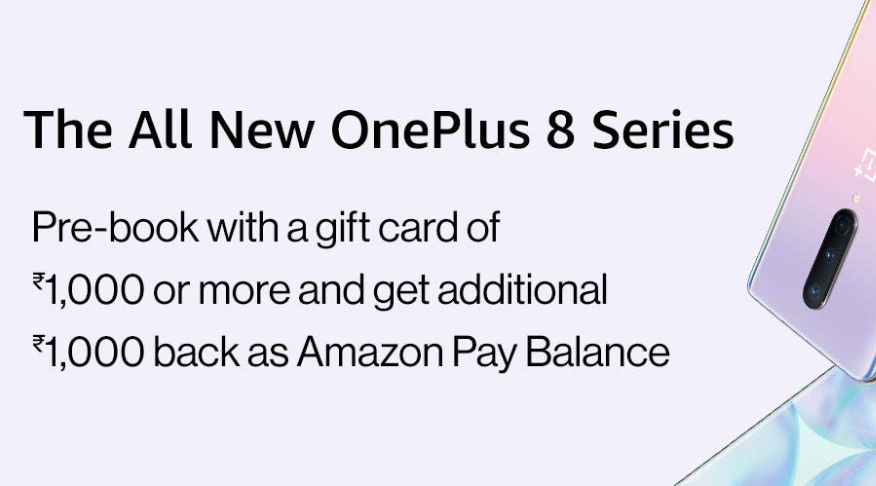 The OnePlus 8 series will go on sale in India starting May 11th