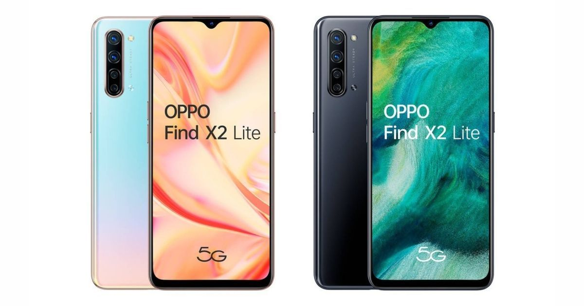 OPPO Find X2 Lite 5G specs and pricing leaked: Snapdragon 765G, 30W fast charging and more