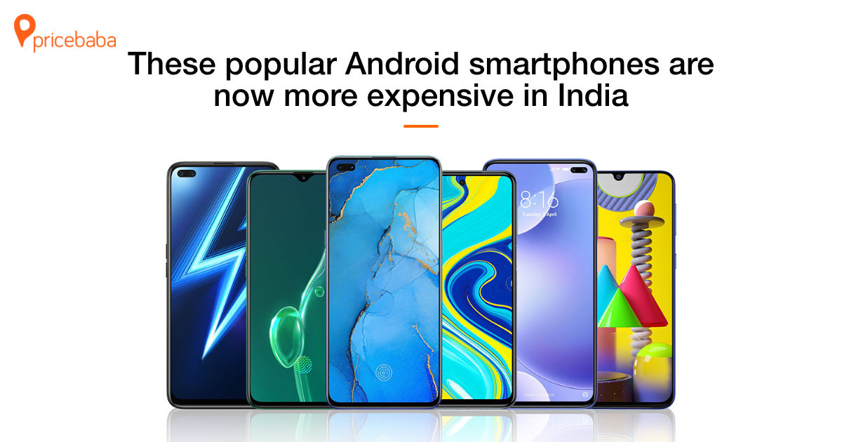 These Android smartphones are now more expensive in India after the GST rate hike