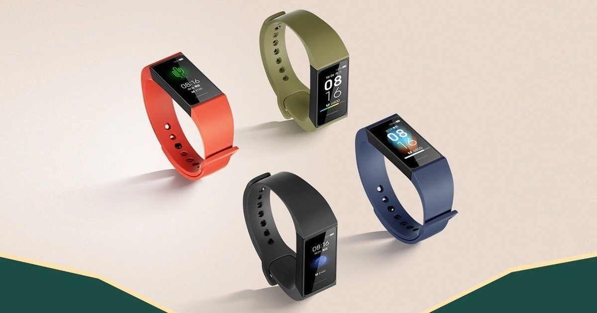 Redmi Band with colour display and 14-day battery life goes official