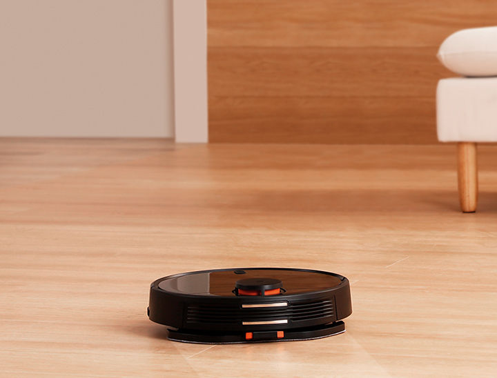 Xiaomi Mi Robot Vacuum Mop-P comes with advanced intelligent cleaning features