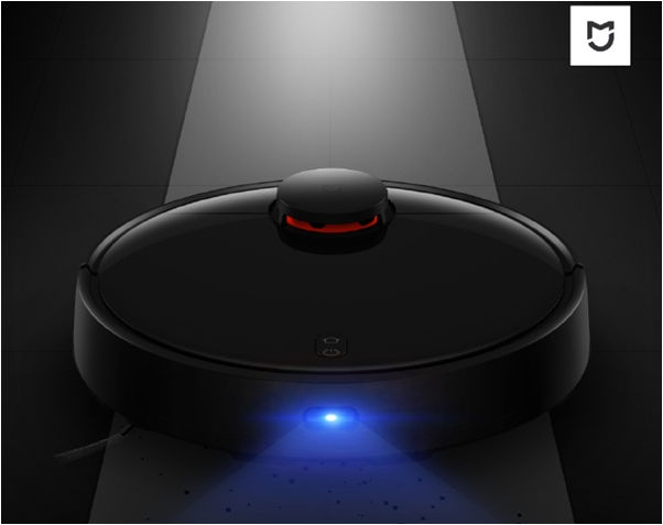 The Xiaomi Mi Robot Vacuum Cleaner comes with Laser Detection and smart cleaning modes