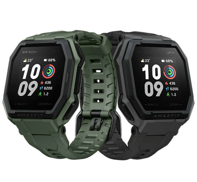 The Amazfit Ares can track up to 70 activities including fitness, dance and martial arts