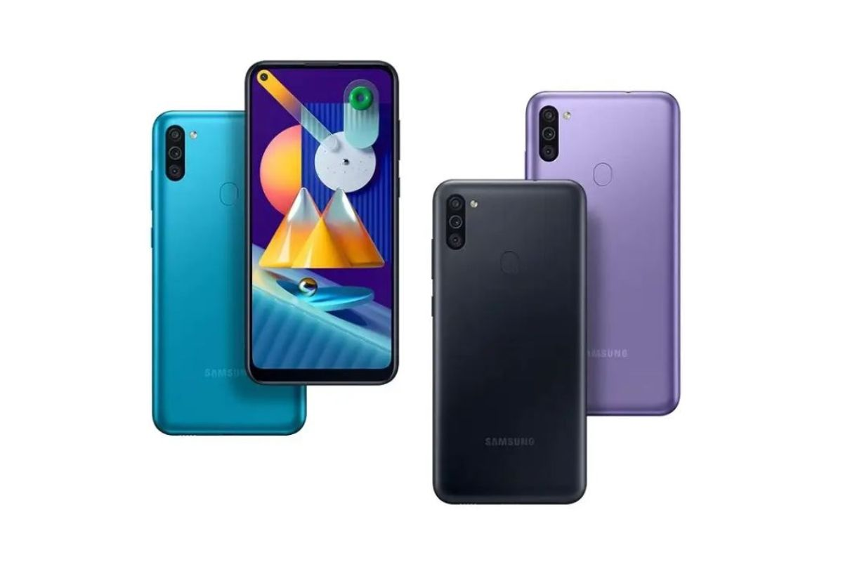 The Samsung Galaxy M11 and M01 will go on sale in India from June 2nd at 3pm
