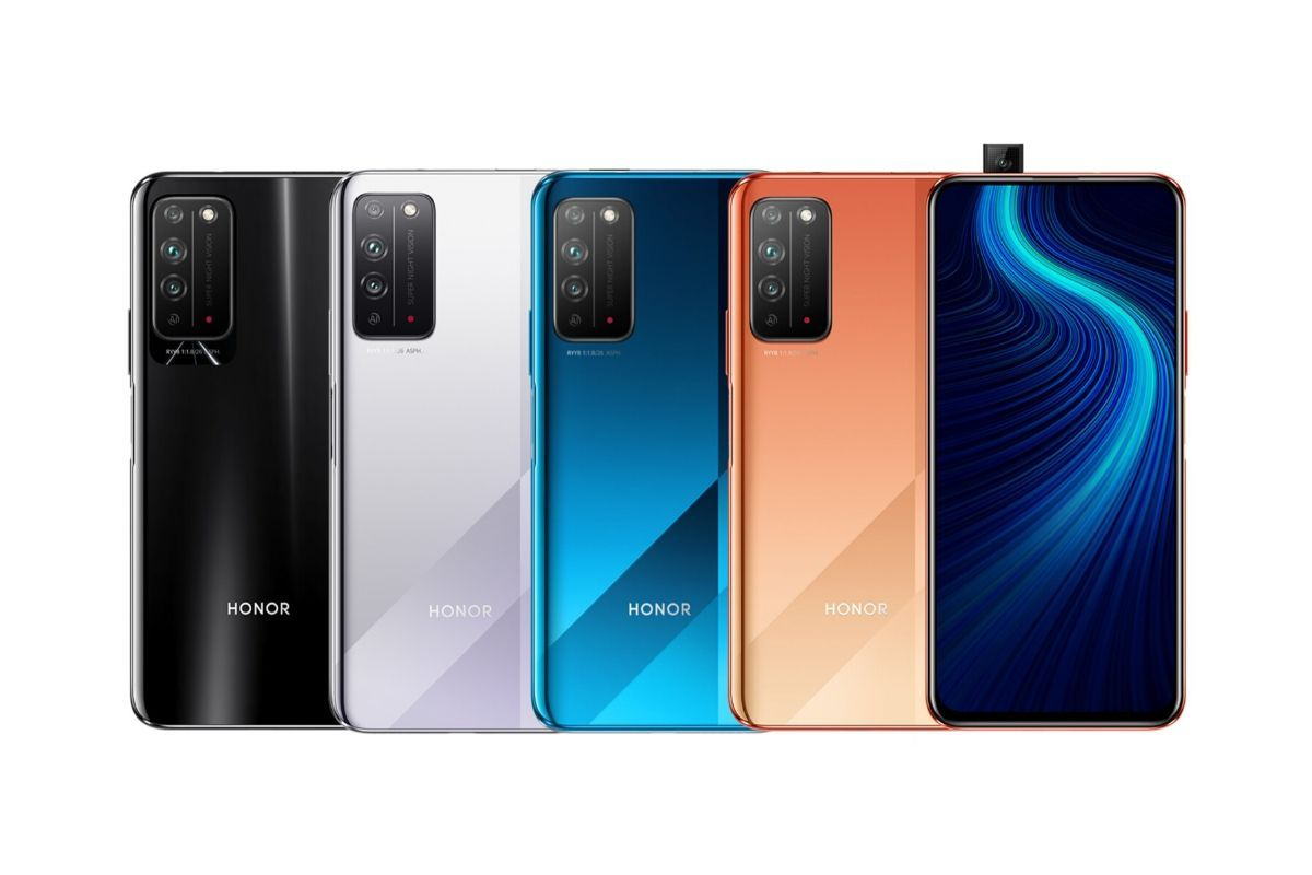 The Honor X10 5G is the first mid-range 5G phone from the brand