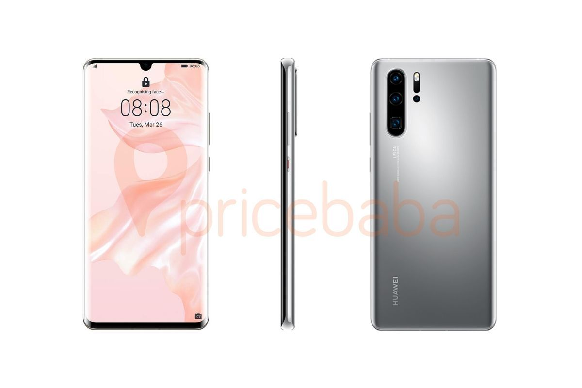 The Huawei P30 Pro New Edition will come with GMS and in Silver Frost Colour option