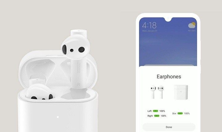 The Xiaomi Mi True Wireless Earphones 2 will compete with the likes of Realme Buds Air in India