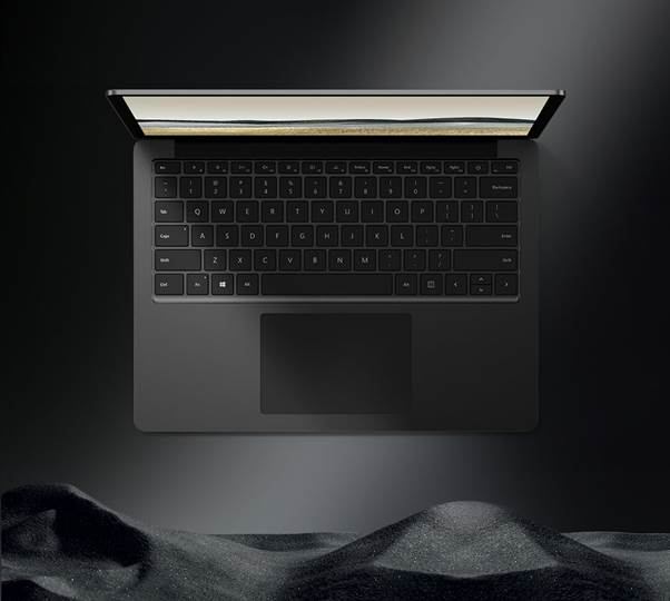 The Surface Laptop 3 will be available in India in Matte Black and Platinum color options