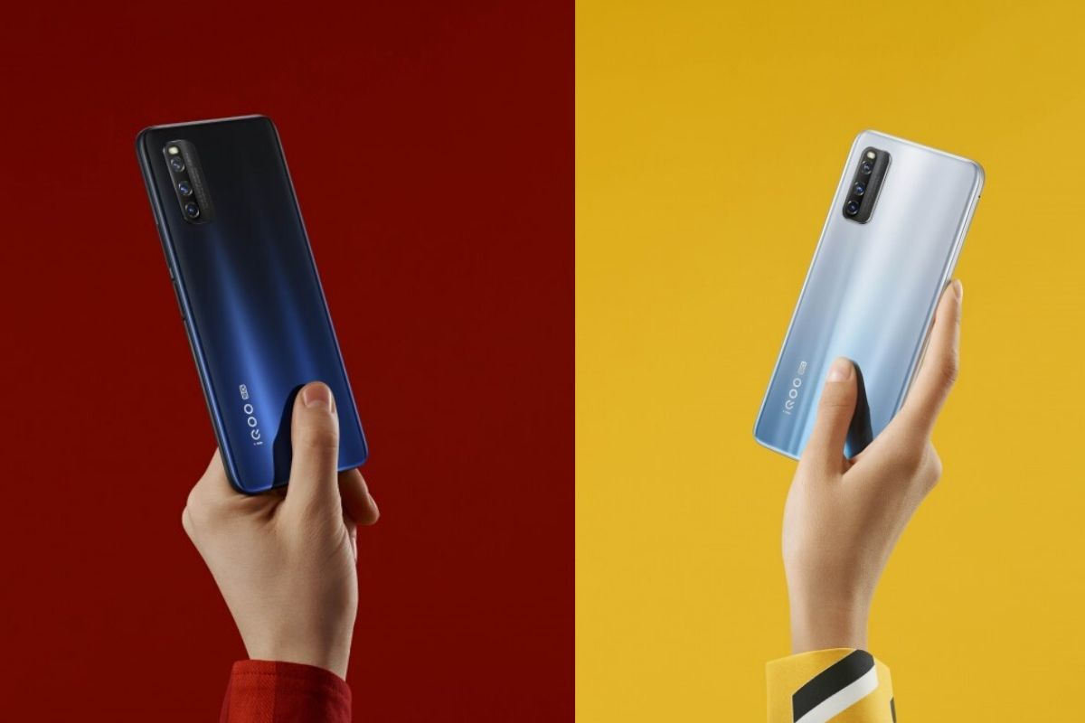 The iQOO Z1 is all set to launch in China on May 19th