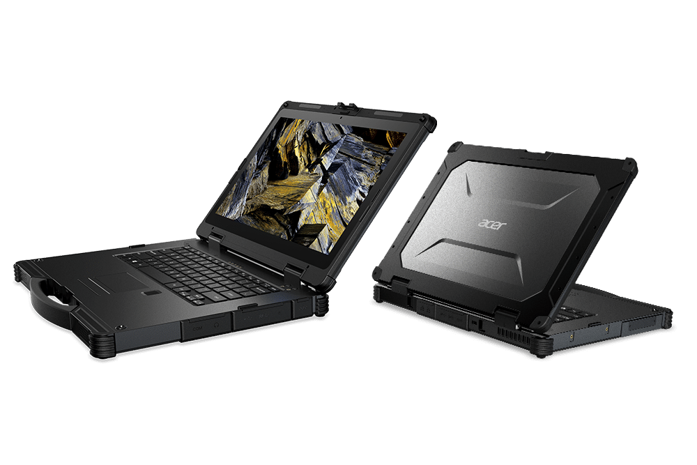 The new Acer Enduro laptops come with MIL-810G and up to IP65 certification