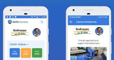 The Delhi Corona app is available for download on Google Play Store