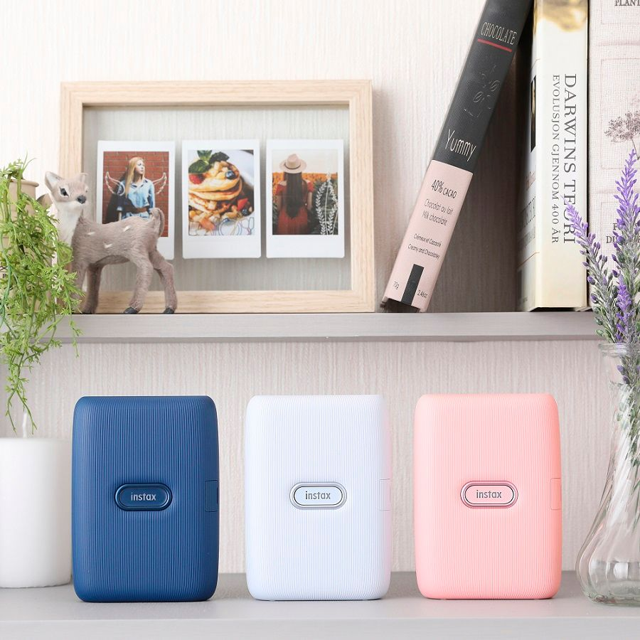 The Instax Mini Link is priced at Rs 9,999 and is being offered in Dusky Pink, Ash White and Dark Denim colours