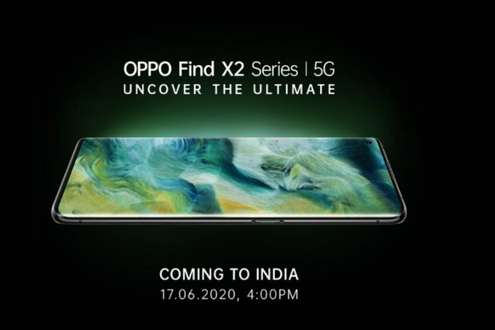 OPPO Find X2 and Find X2 Pro will launch in India on June 17th