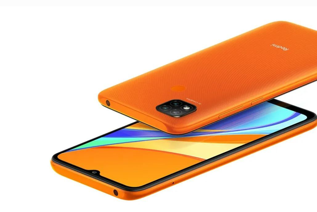 The Redmi 9C features a square-shaped triple camera module and Helio G35 SoC