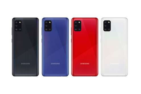 Exclusive: Samsung Galaxy A31 will be priced at Rs 21,999 in offline stores in India