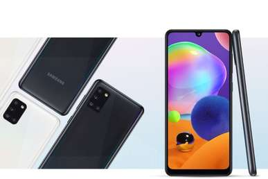 Samsung Galaxy A31 with Helio P65 and 5,000mAh battery launched in India: price, specifications