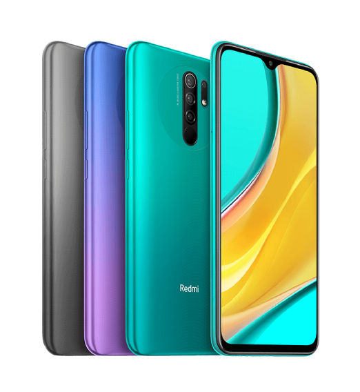 The Xiaomi Redmi 9 comes with MediaTek Helio G80 and quad rear cameras