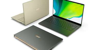Acer Swift 5 (2020) has been unveiled at the company's Next@Acer event