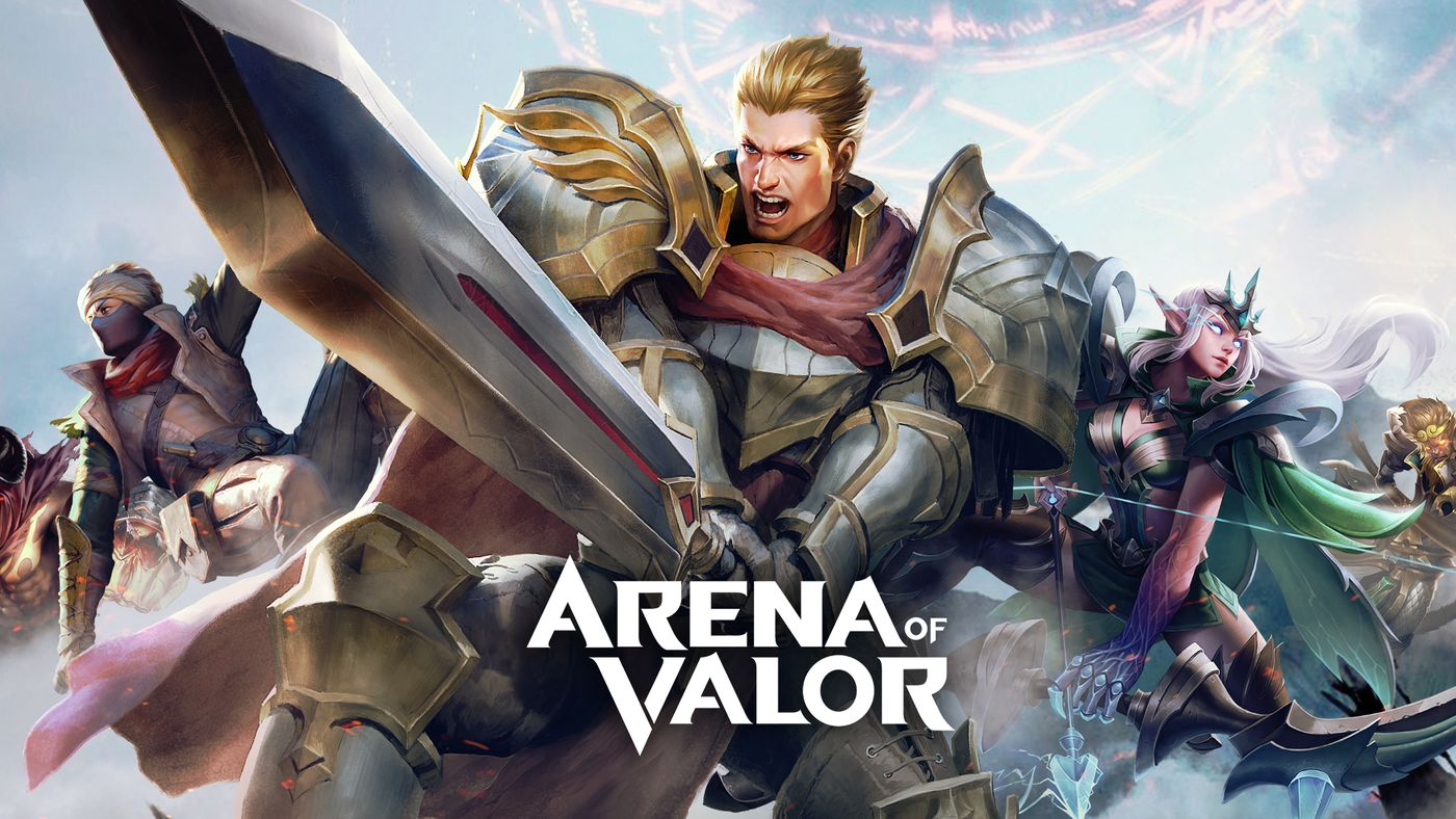 The Arena of Valor is published by Tencent Games