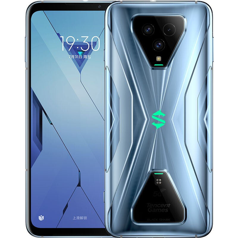 The Black Shark 3S is simply the Black Shark 3 with 120Hz display and Android 10-based Joy UI 12