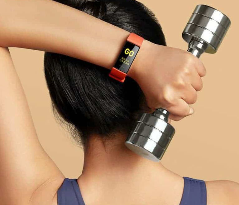 The Mi Smart Band 4C is the re-branded Redmi Band