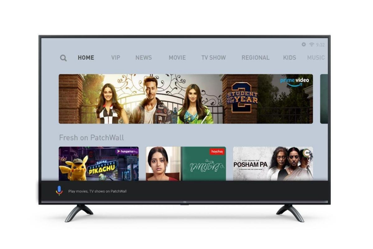 Xiaomi is integrating Disney+ Hotstar Multiplex Banner in its PatchWall UI