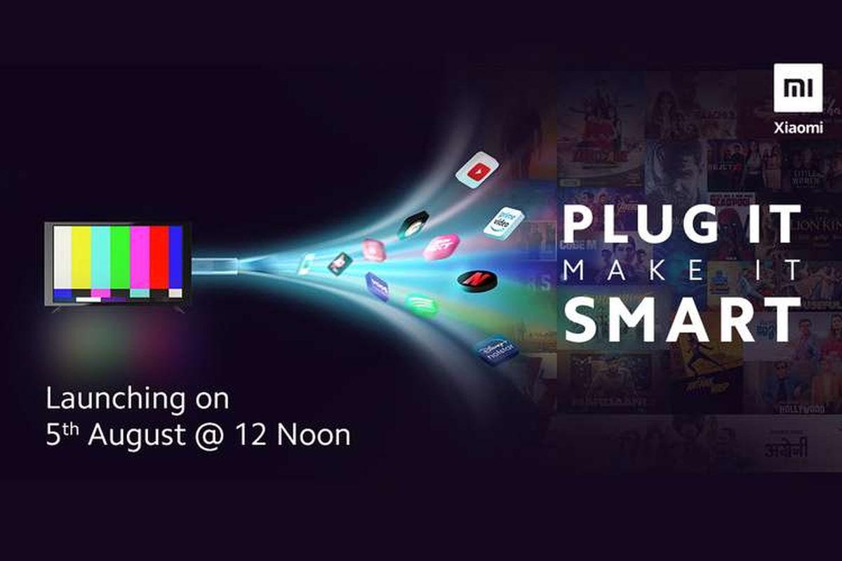 Xiaomi Mi Stick India launch-