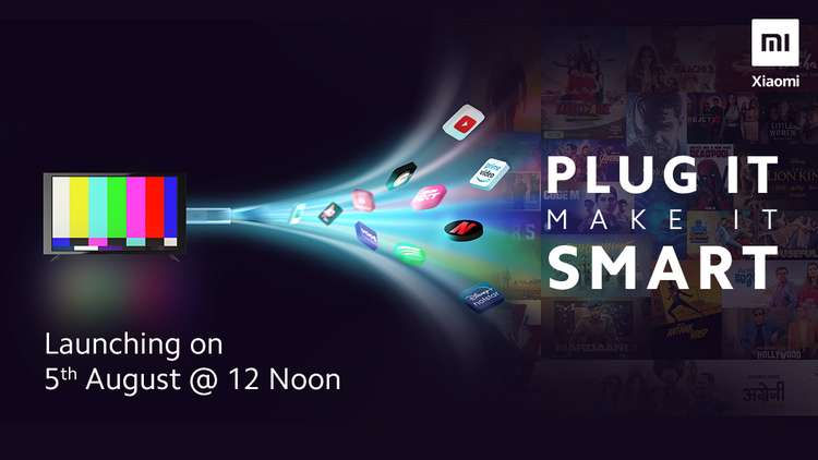 Xiaomi Mi Stick India launch
