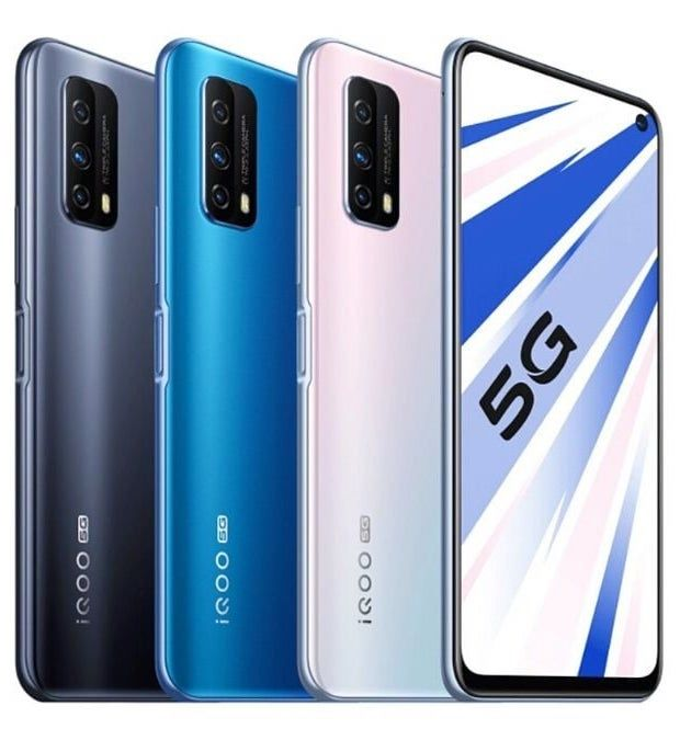 The iQOO Z1x is the toned-down variant of the iQOO Z1