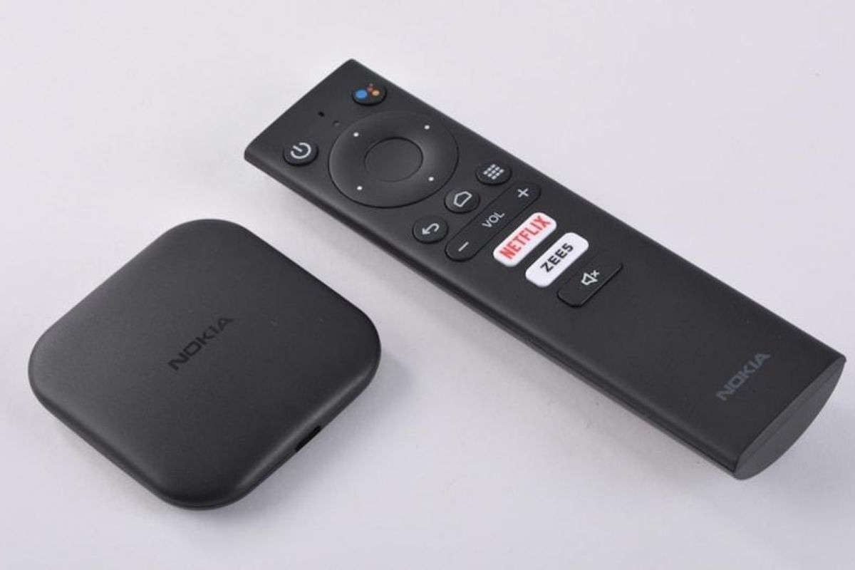 The Nokia Media Streamer comes with a price tag of Rs 3,499