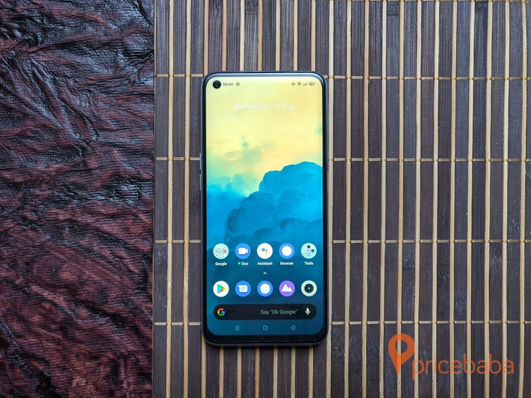 The Realme 7 is world's first smartphone to feature MediaTek Helio G95 SoC
