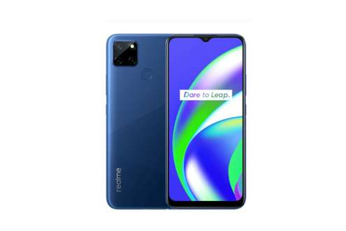 Realme C12 with Helio G35 and 6,000mAh battery launched: price, specifications