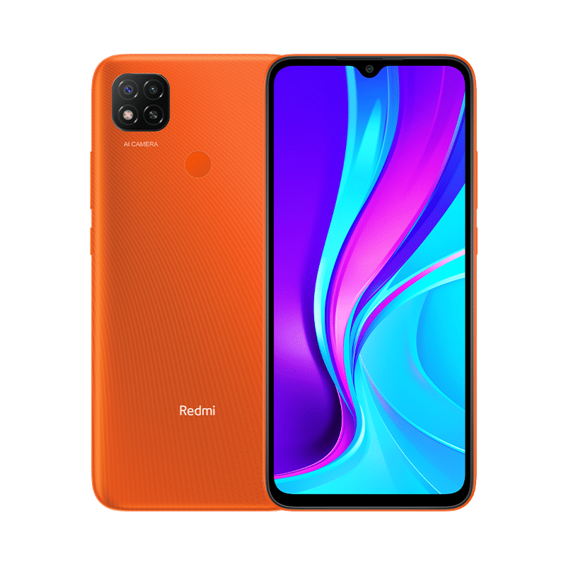 The Redmi 9 is a re-branded Redmi 9C with increased RAM and storage for the Indian market