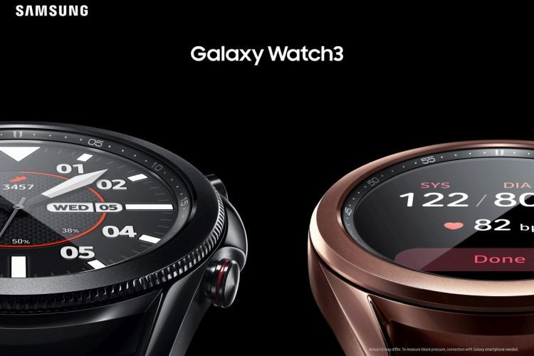 Samsung Galaxy Watch 3 India-
