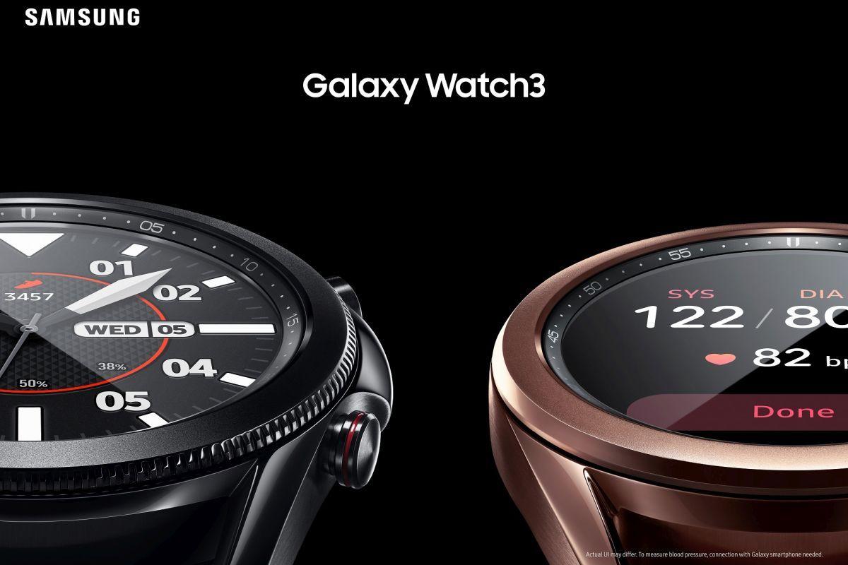 Samsung Galaxy Watch 3 India