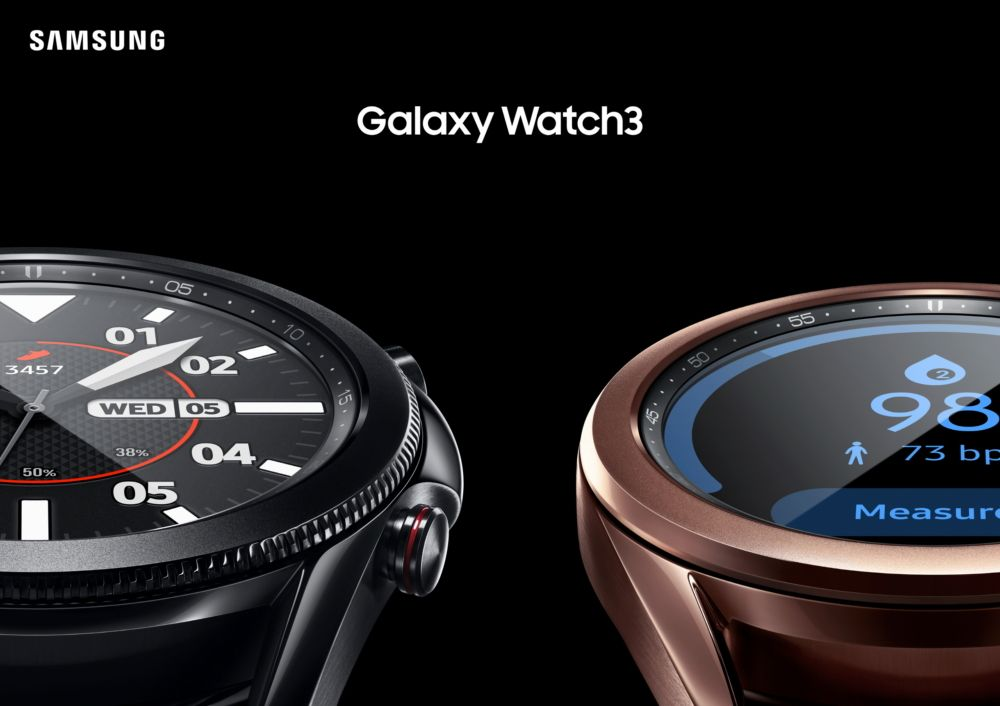 The Galaxy Watch Active 3 comes with SpO2, Blood Pressure and ECG sensors