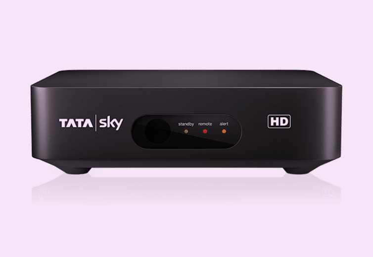 Tata Sky is the leading DTH service provider in India with over 600 channels