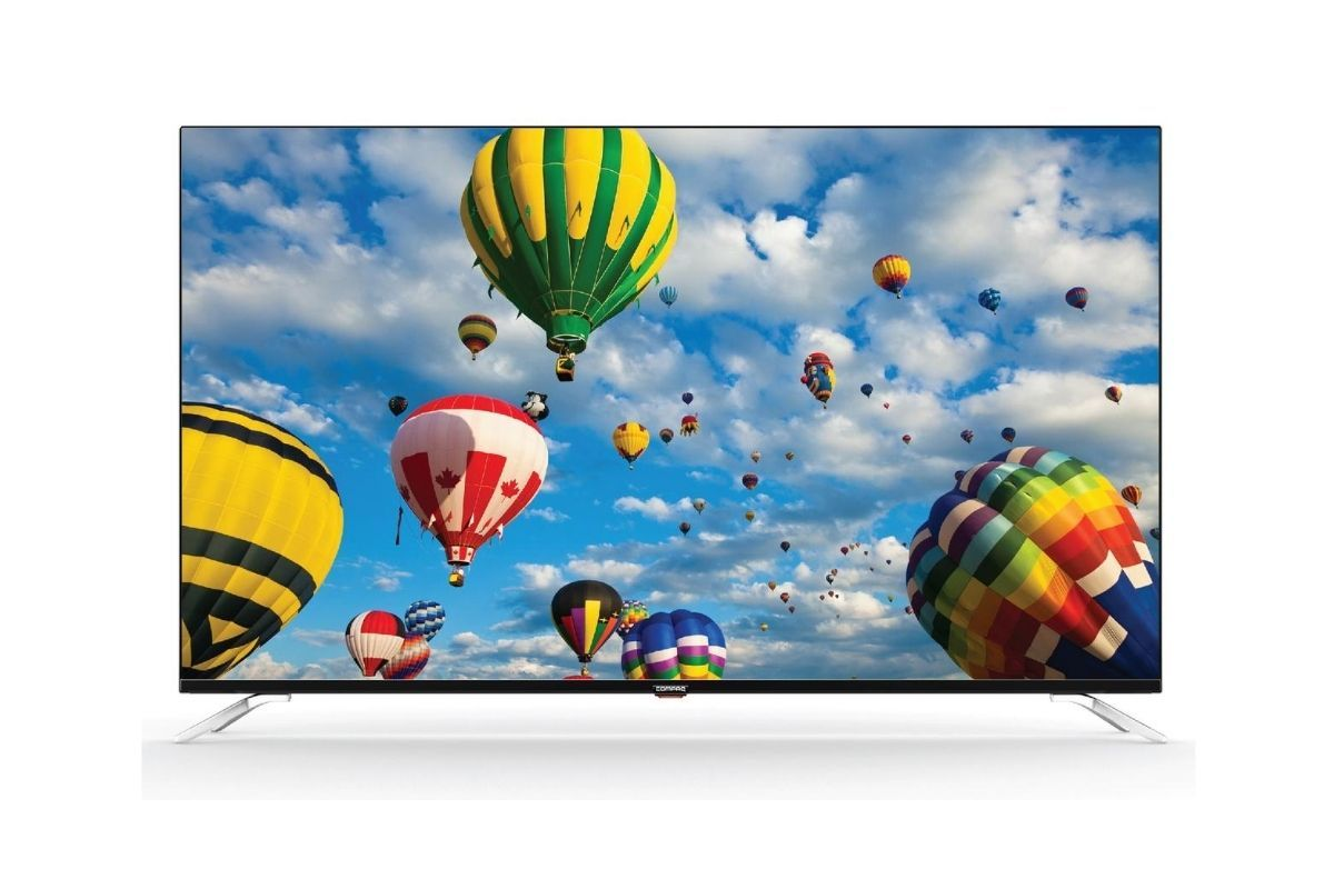 The Compaq Hex QLED TVs feature advance technologies like Mimi Hearing technology