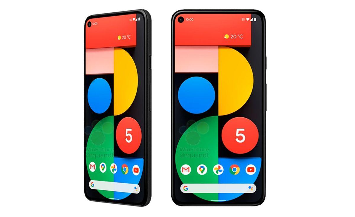 Google Pixel 5-