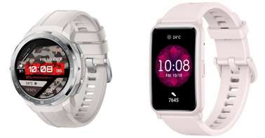 Honor Watch GS Pro and Honor Watch ES