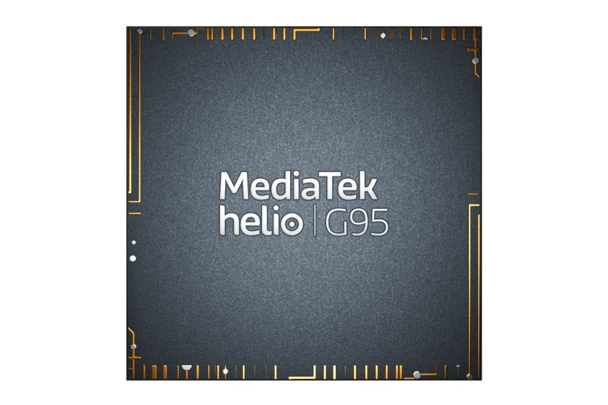 The MediaTek Helio G95 is the newest top-of-the-line Helio G series chipset