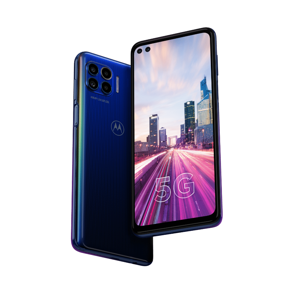 The Motorola One 5G is first Motorola One series device to feature 5G support