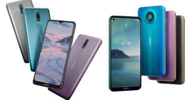 Nokia 2.4 and Nokia 3.4