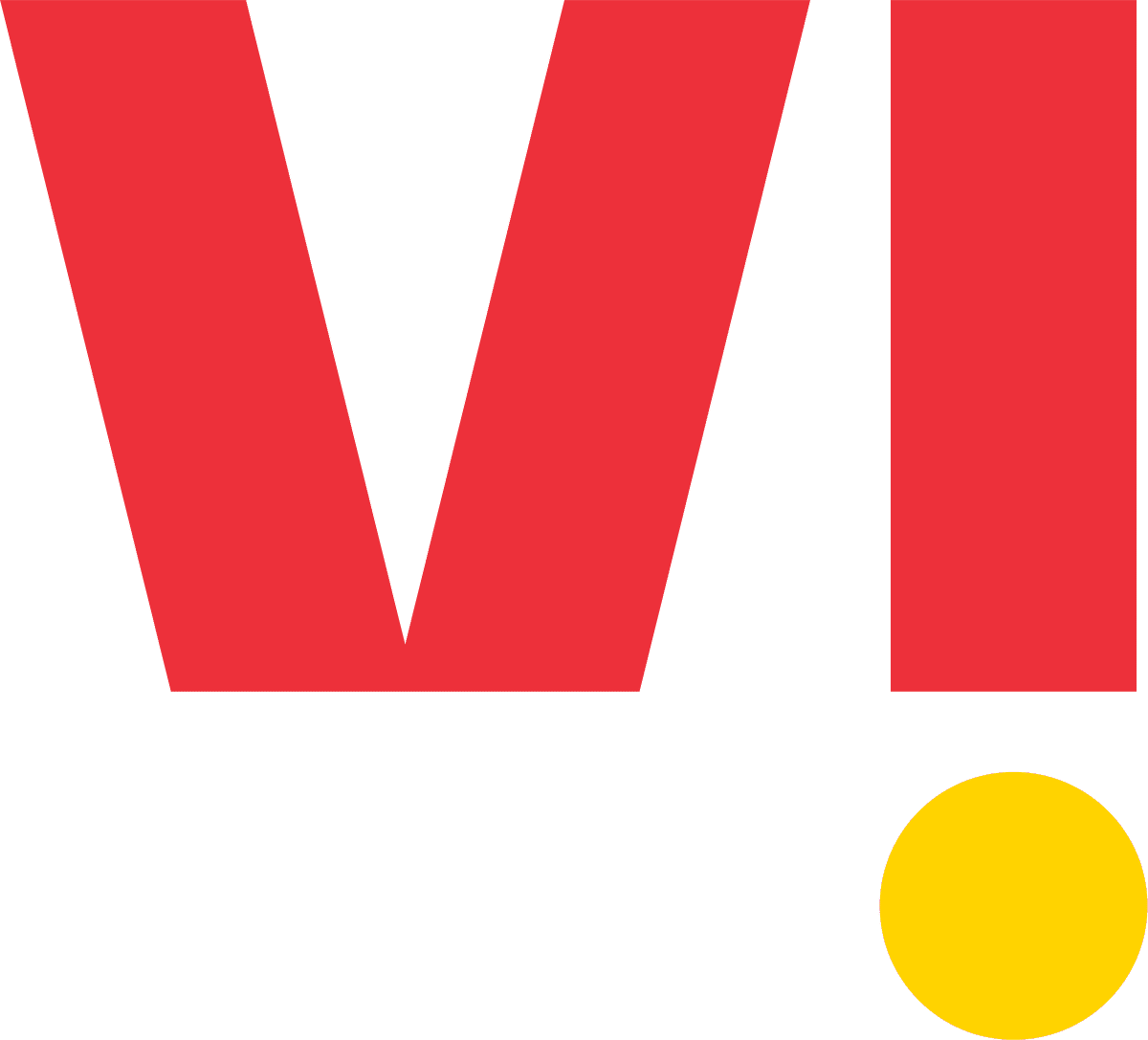 Vodafone India recently rebranded to Vi with new logo