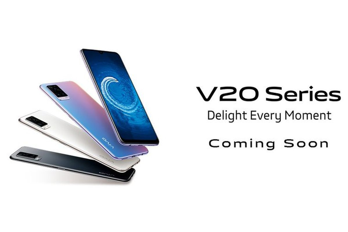 Vivo V20 series coming soon to India=
