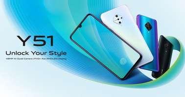 Vivo V51 (2020)