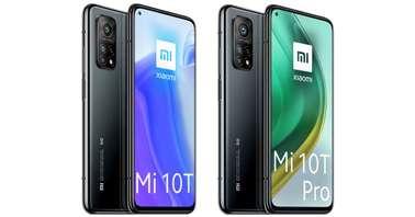Xiaomi Mi 10T and Xiaomi Mi 10T Pro
